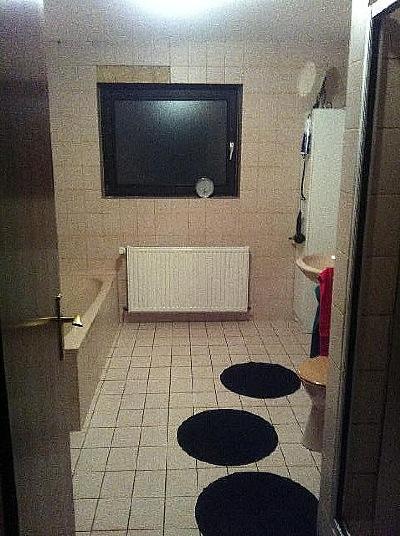Typisches Badezimmer Der 80er Jahre
