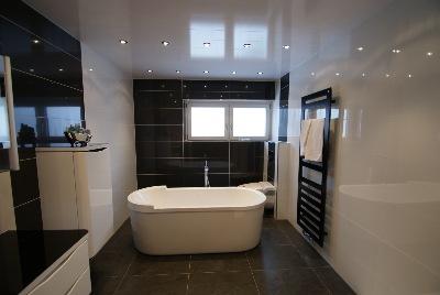 Schön Fertiges Badezimmer