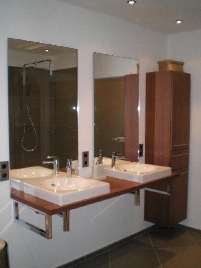 Badezimmer heizung reinigen moderne waschtischanlage von duravit